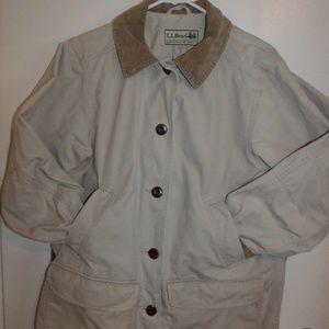 L.L. Bean Classic Barn Coat Field Jacket